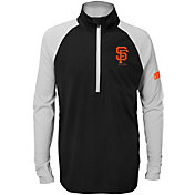 Gen2 Youth San Francisco Giants Half-Zip Pullover