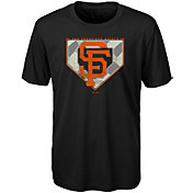 Gen2 Youth San Francisco Giants Starting Line-Up Dri-Tek T-Shirt