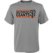 Gen2 Youth San Francisco Giants Dri-Tek Grey T-Shirt