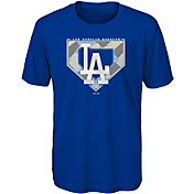 Gen2 Youth Los Angeles Dodgers Starting Line-Up Dri-Tek T-Shirt