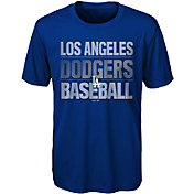 Gen2 Youth Los Angeles Dodgers Winning Streak Dri-Tek T-Shirt