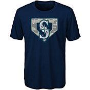 Gen2 Youth Seattle Mariners Starting Line-Up Dri-Tek T-Shirt