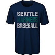 Gen2 Youth Seattle Mariners Winning Streak Dri-Tek T-Shirt