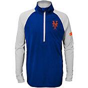 Gen2 Youth New York Mets Half-Zip Pullover
