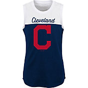 Gen2 Youth Girls' Cleveland Indians Tank Top
