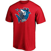 "Youth 2019 World Series Champions Washington Nationals ""Trophy Shark"" T-Shirt"