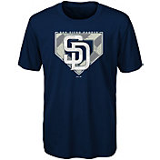 Gen2 Youth San Diego Padres Starting Line-Up Dri-Tek T-Shirt