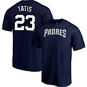 Majestic Youth San Diego Padres Fernando Tatis Jr. #23 Navy T-Shirt