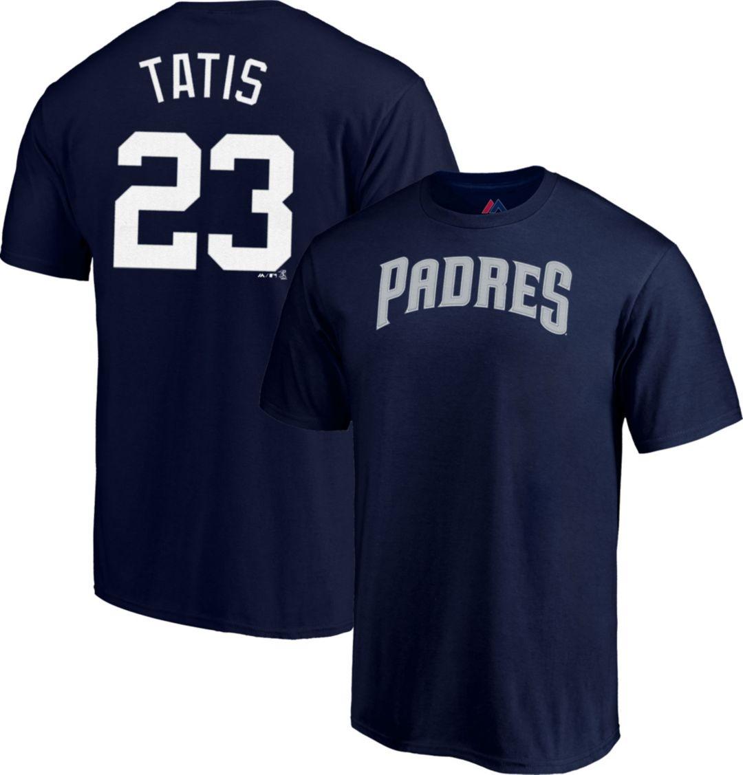 new style 87b40 01724 Majestic Youth San Diego Padres Fernando Tatis Jr. #23 Navy T-Shirt