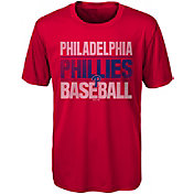 Gen2 Youth Philadelphia Phillies Winning Streak Dri-Tek T-Shirt