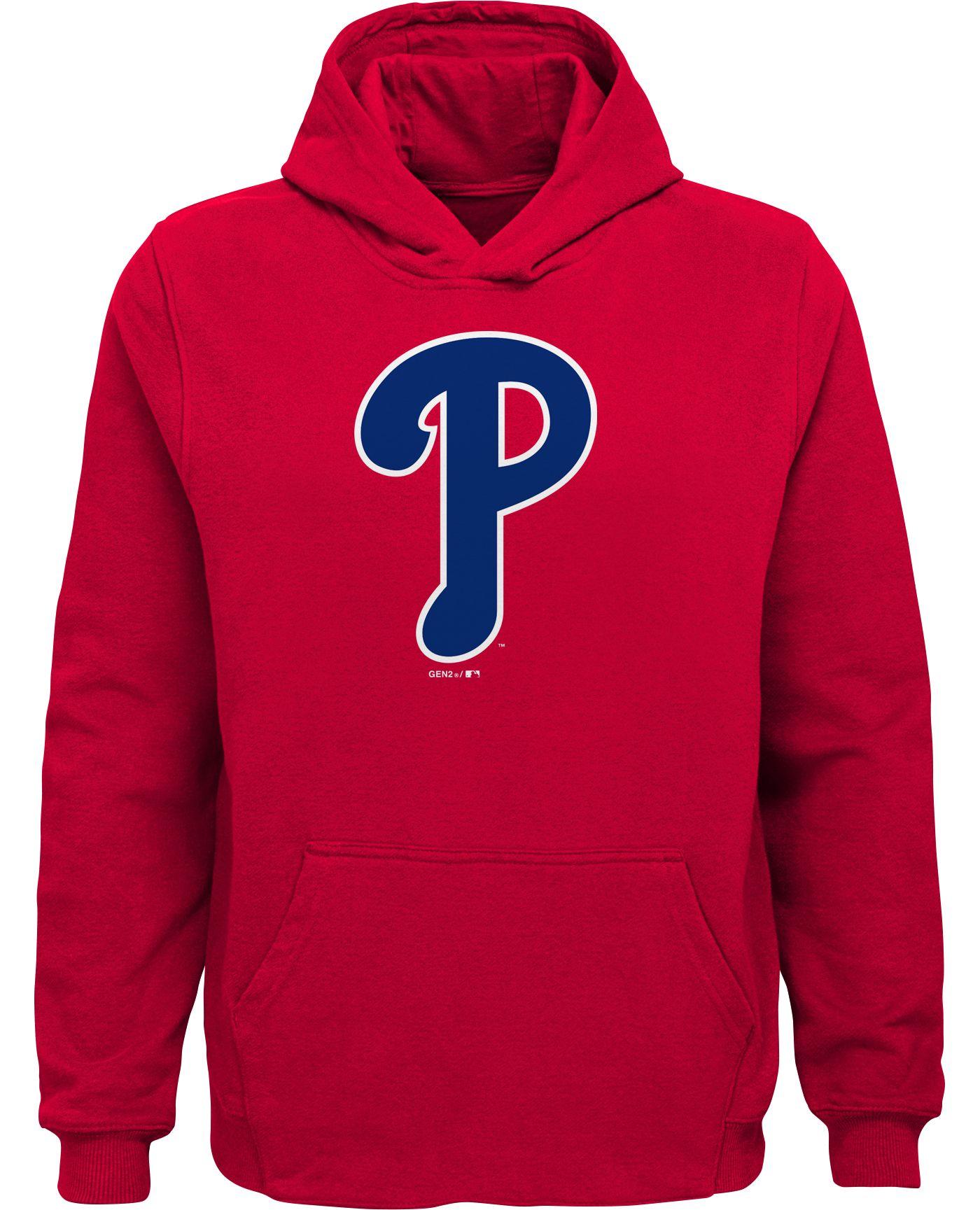 Gen2 Youth Philadelphia Phillies Pullover Hoodie