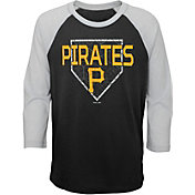 Gen2 Youth Pittsburgh Pirates Three-Quarter Sleeve Shirt