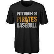 Gen2 Youth Pittsburgh Pirates Winning Streak Dri-Tek T-Shirt