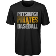 Gen2 Youth Pittsburgh Pirates Winning Streak Dri-Tek T-Shirt