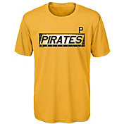 Gen2 Youth Pittsburgh Pirates Switch Hitter Dri-Tek T-Shirt