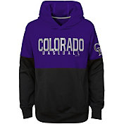 Gen2 Youth Colorado Rockies Pullover Hoodie