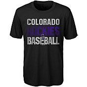 Gen2 Youth Colorado Rockies Winning Streak Dri-Tek T-Shirt