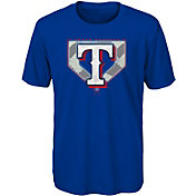 Gen2 Youth Texas Rangers Starting Line-Up Dri-Tek T-Shirt