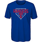 Gen2 Youth Texas Rangers Dri-Tek Red T-Shirt