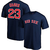 Majestic Youth Boston Red Sox Michael Chavis #23 Navy T-Shirt