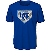 Gen2 Youth Kansas City Royals Starting Line-Up Dri-Tek T-Shirt