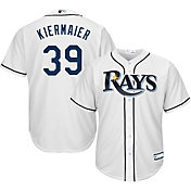 Youth Replica Tampa Bay Rays Kevin Kiermaier #39 Home White Jersey