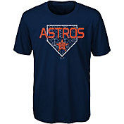 Gen2 Youth Houston Astros Dri-Tek Navy T-Shirt