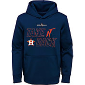 Youth 2019 World Series On-Field 'Take It Back' Houston Astros Pullover Hoodie