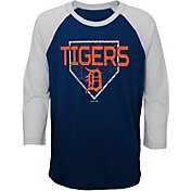 Gen2 Youth Detroit Tigers Three-Quarter Sleeve Shirt