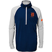Gen2 Youth Detroit Tigers Half-Zip Pullover