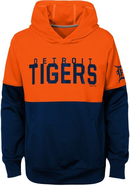 quality design 1085e 87a7f Gen2 Youth Detroit Tigers Pullover Hoodie