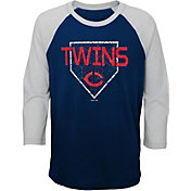 Gen2 Youth Minnesota Twins Three-Quarter Sleeve Shirt