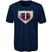 Gen2 Youth Minnesota Twins Starting Line-Up Dri-Tek T-Shirt