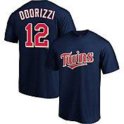 Majestic Youth Minnesota Twins Jake Odorizzi #12 Navy T-Shirt