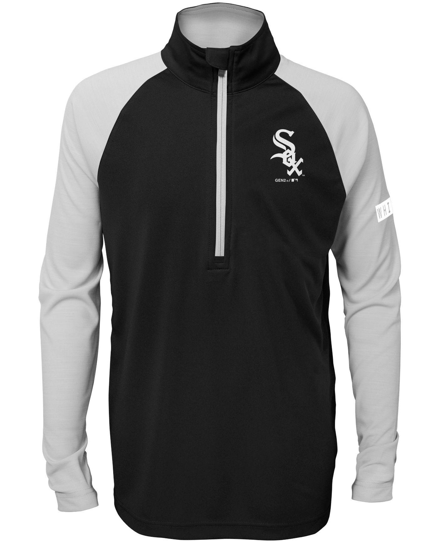 Gen2 Youth Chicago White Sox Half-Zip Pullover