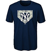 Gen2 Youth New York Yankees Starting Line-Up Dri-Tek T-Shirt