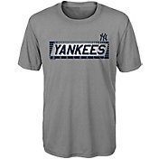 Gen2 Youth New York Yankees Switch Hitter Dri-Tek T-Shirt