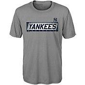 Gen2 Youth New York Yankees Switch Hitter Dri-Tek T-Shirt