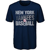 Gen2 Youth New York Yankees Winning Streak Dri-Tek T-Shirt