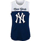 Gen2 Youth Girls' New York Yankees Tank Top