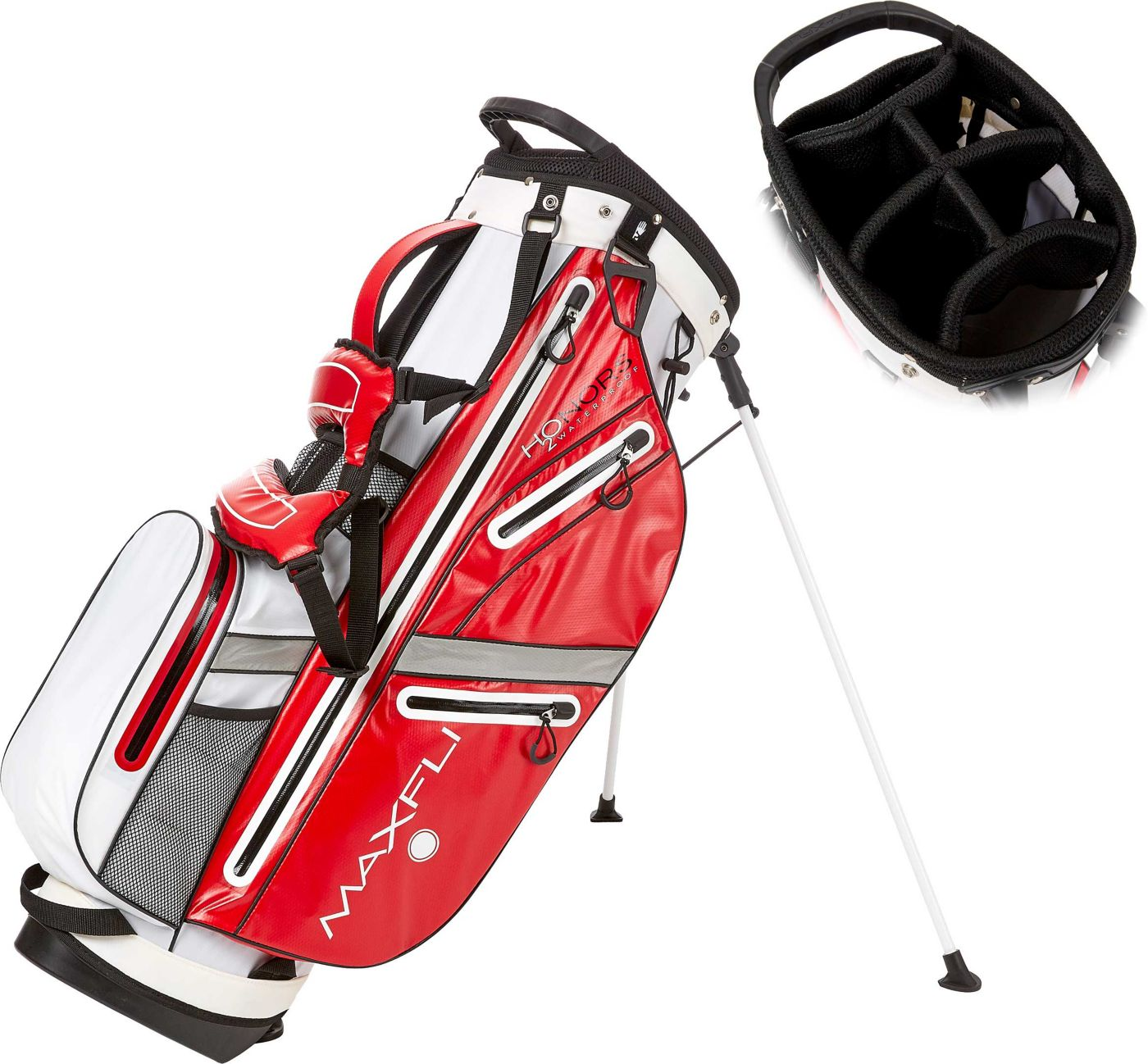 Maxfli 2019 H2onors Stand Golf Bag