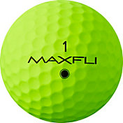 Maxfli 2019 Tour Matte Green Golf Balls