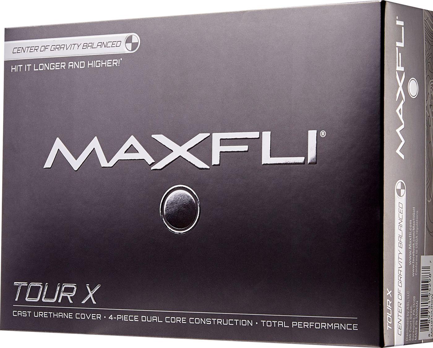 Maxfli 2019 Tour X Golf Balls