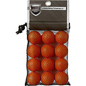 Maxfli Performance Series High-Impact Foam Practice Balls - 12-Pack