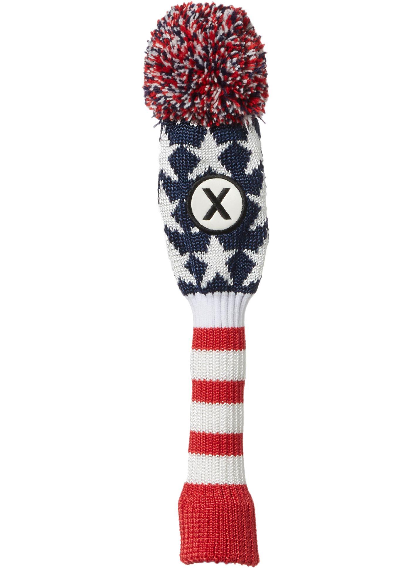 Maxfli Vintage Knit Hybrid Headcover