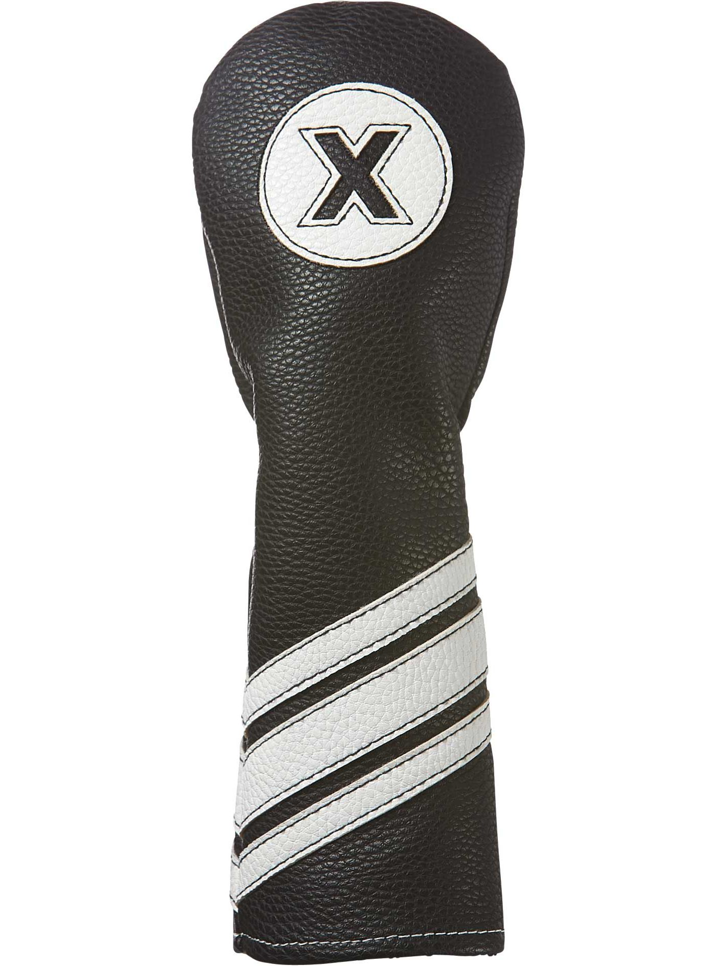 Maxfli Vintage PU Leather Hybrid Headcover