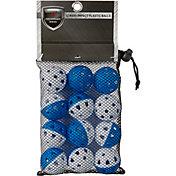 Maxfli Performance Series High-Impact Plastic Practice Balls - 12-Pack