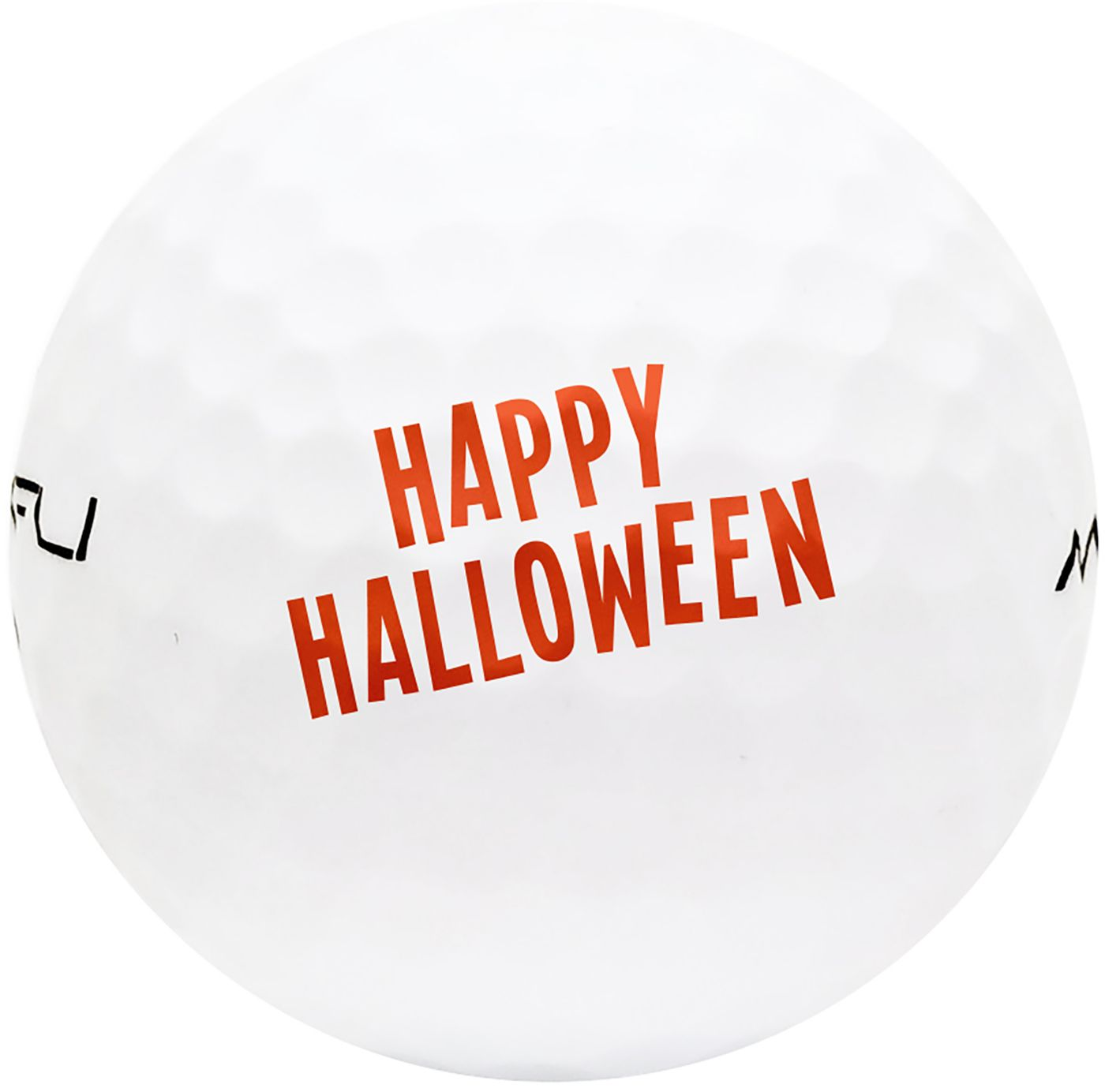 Maxfli SoftFli Halloween Novelty Gloss Golf Balls