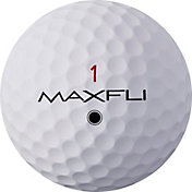 Maxfli 2019 Tour X Matte White Personalized Golf Balls