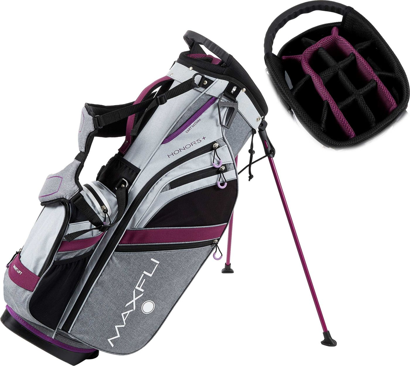 Maxfli Women's 2019 Honors Plus Stand Golf Bag